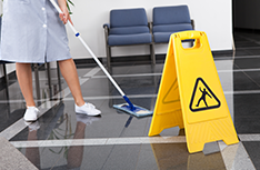 VCT Floor Cleaning | Commercial Cleaning Industries